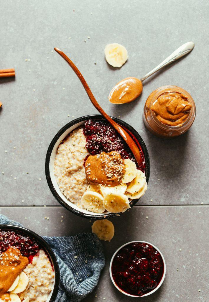 minimalist baker porridge